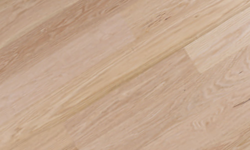 Plainsawn Red Oak